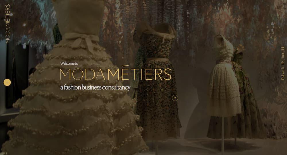 Modamétiers