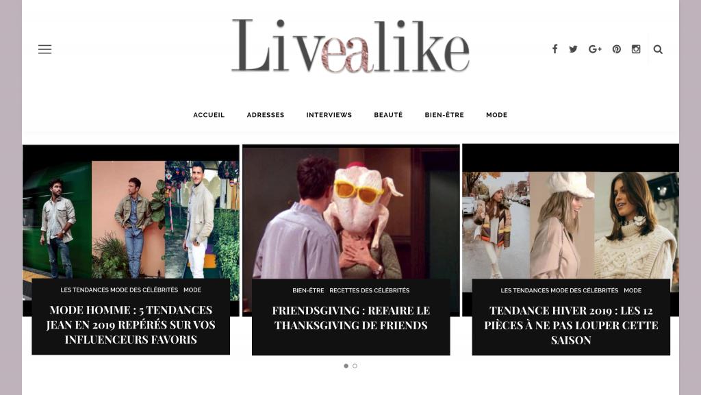 Livealike