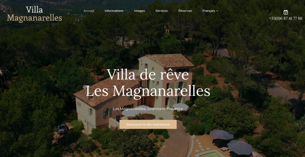 Villa Magnarelles