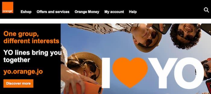 Etude de cas Eshop Orange
